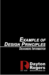 cover of the 2020 black book: examples of design principles