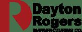 DR logo - red DR